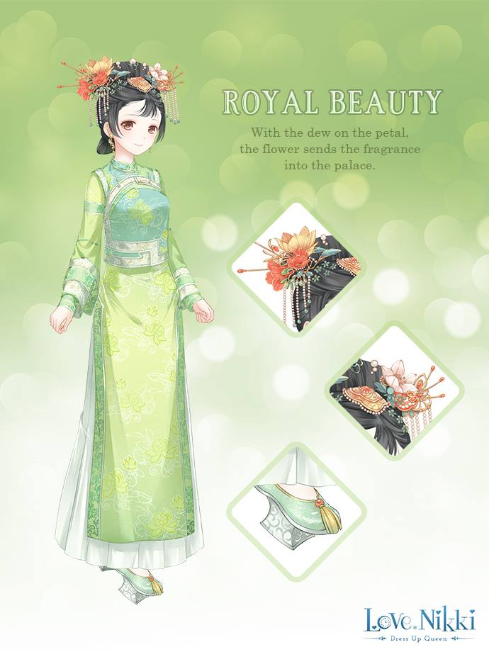 Royal Beauty Love Nikki Dress Up Queen Wiki Fandom