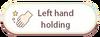 Icon LeftHandHolding