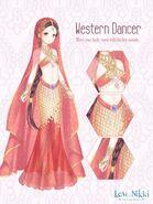 Western Dancer