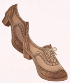 British Shoes-Brown
