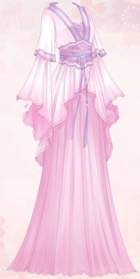 Peach Melody (Dress)