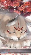Nekomata close up 2