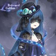 Redeemed Goddess close up 1