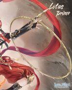 Lotus Prince Closeup 2