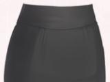 Short Skirt-Black