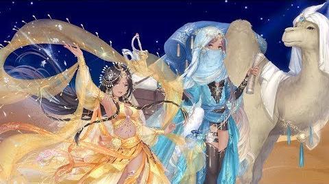 Love Nikki-Dress Up Queen The Mirage