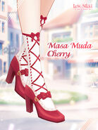 Cherry Youth close up 3
