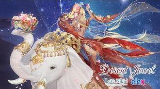 Love Nikki-Dress Up Queen Desert Jewel