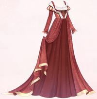 Royal Elegance Dress