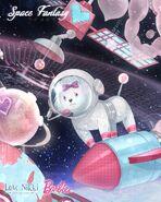 Space Fantasy Closeup 2