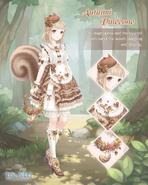 Autumn Pinecone