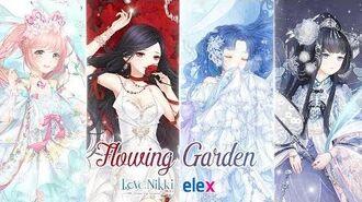 Love Nikki-Dress Up Queen Flowing Garden
