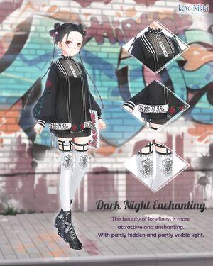 Dark Night Enchanting