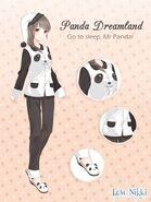 Panda Dreamland