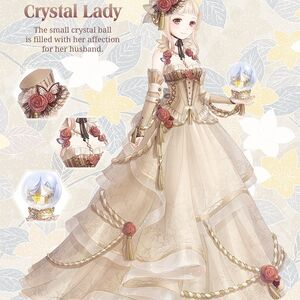 Crystal Lady