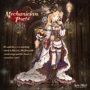 Mechanician Poet