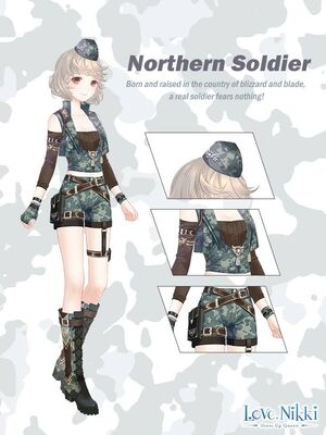 Northern Soldier