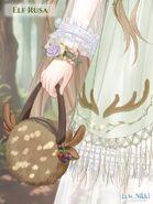 Deer Elf close up 3