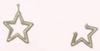 Star-ring Earrings
