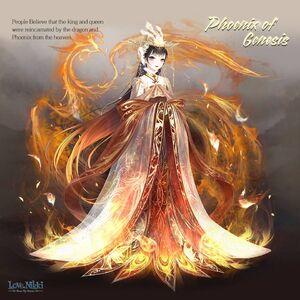 Phoenix of Genesis Recolor