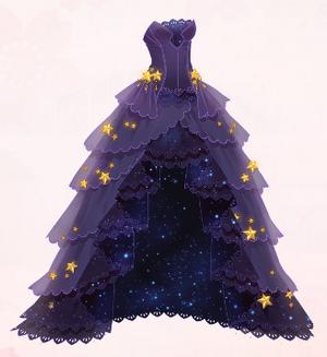 Star Sea Dress