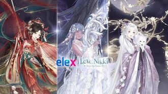 Love Nikki-Dress Up Queen Universe Tide Recharges