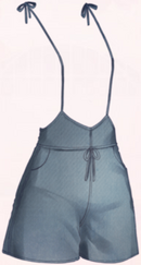 Maid's Overalls