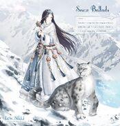 Snowy Ballads