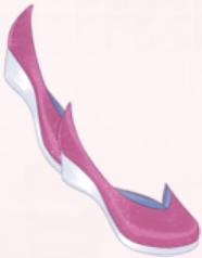 Crimson Shoes-Rare