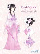 Peach Melody