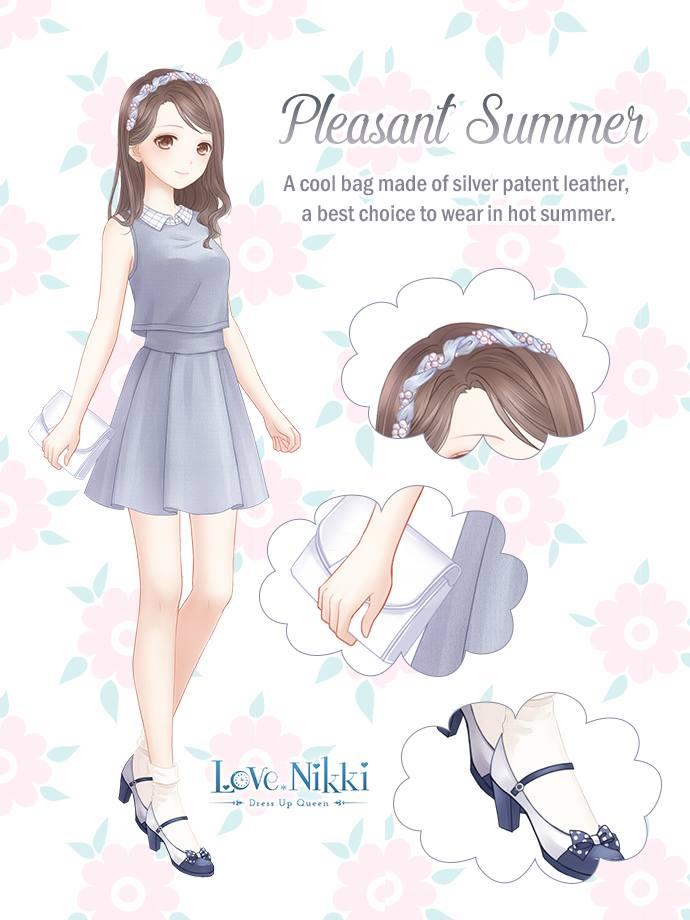 Pleasant Summer Love Nikki Dress Up Queen Wiki Fandom
