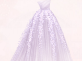 Wisteria Vow (Dress)