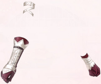 Assassin's Gloves-Red