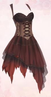 Yanila Pirate Dress