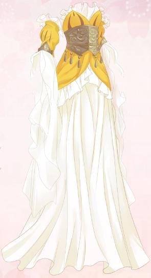 Athena's Armor-Yellow