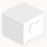 Square Brick-White