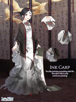 Ink Carp