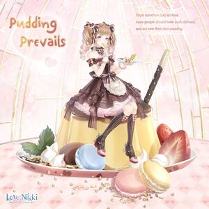 Pudding Prevails