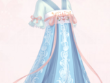 Cloud Calico (Dress)