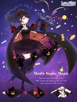 Maple Sugar Magic