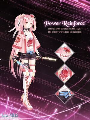 Power Reinforce