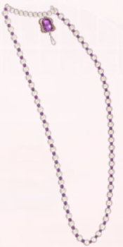 Jade Bead-Purple