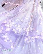 White Blossom Night close up 2