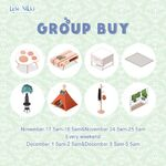 Group Buy 20181117