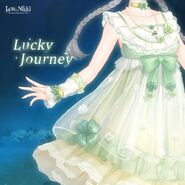 Lucky Journey close up 2