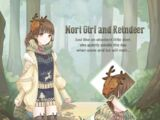 Mori Girl and Reindeer