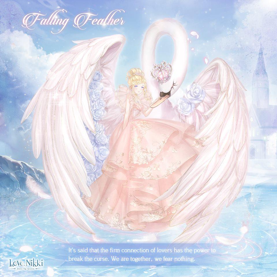 Falling Feather Love Nikki Dress Up Queen Wiki Fandom