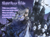 Night Rose Bride