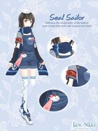 Seal Sailor
