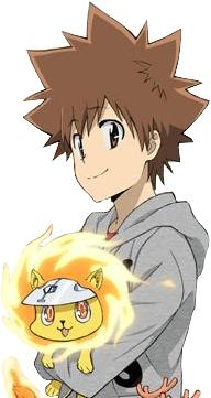 Tsunayoshi sawada render 5 by animeprincess143-d4l179r